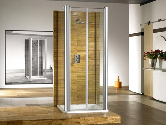 Element shower tray & enclosure by ROCA | Shower screens