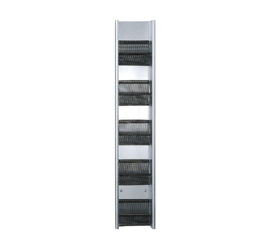 Netzcontainer by Lehni | Shoe cabinets / racks