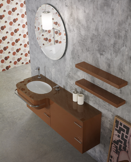 Tuga Drop de antoniolupi | Meubles lavabos