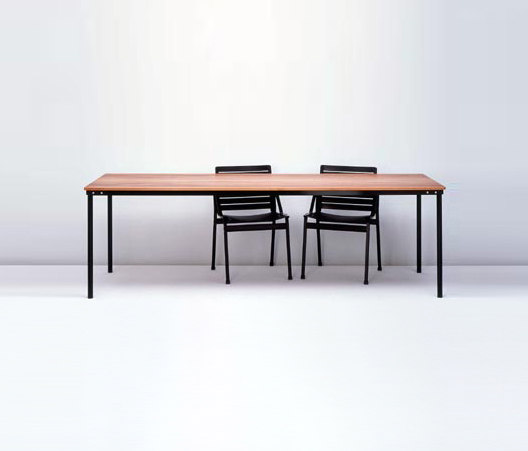 Tisch 3 by Lehni | Dining tables