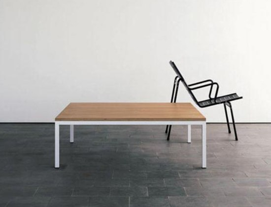 Lehni low table by Lehni | Lounge tables