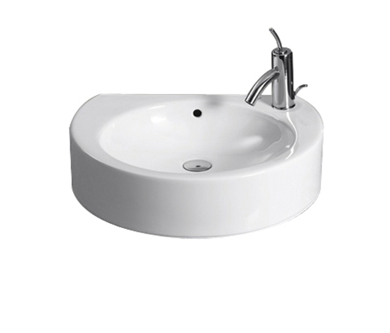 Happening lavabo lavabos de roca architonic for Lavabos roca precios