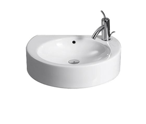 Happening lavabo lavabos de roca architonic for Catalogo roca pdf