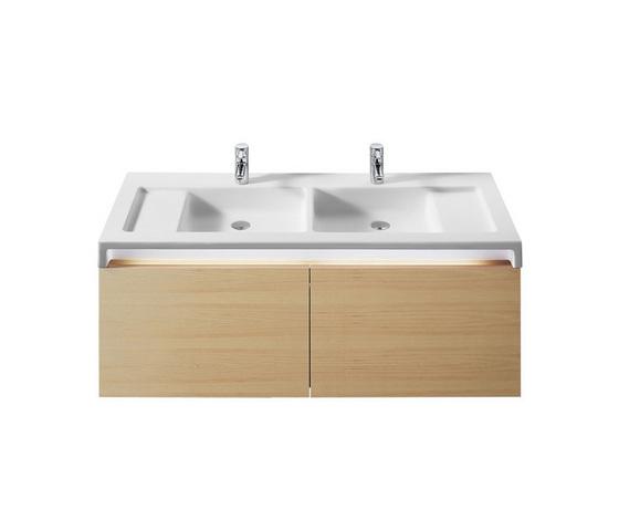 Stratum basin by ROCA | Vanity units