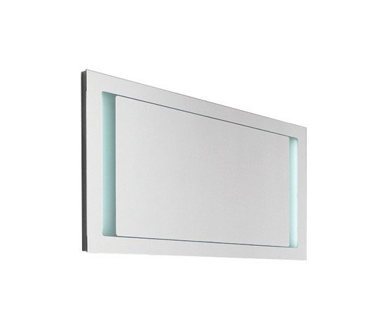 Stratum mirror by ROCA | Wall mirrors