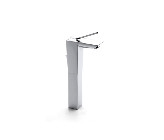 Touch basin mixer by ROCA | Wash-basin taps