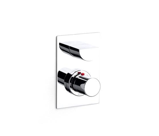 Touch bath / shower mixer by ROCA   Shower taps / mixers