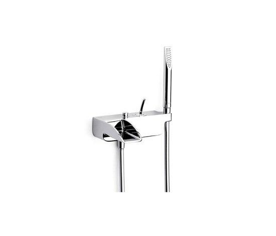 Evol bath / shower mixer by ROCA | Bath taps
