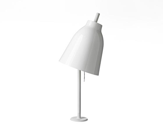 Caravaggio Table White Plug-In di Lightyears | Illuminazione generale