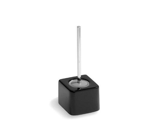 Box toilet brush holder by ROCA | Toilet brush holders