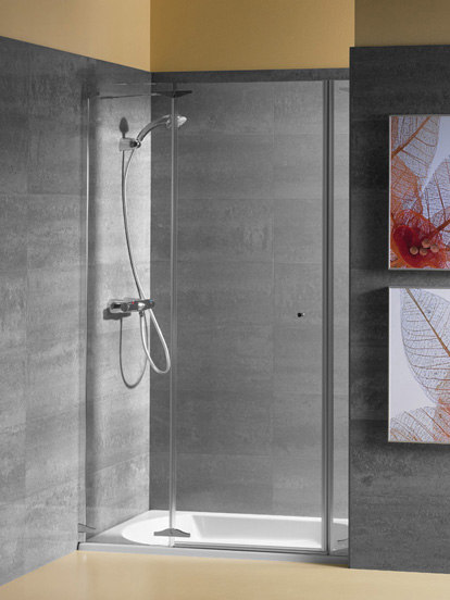 Axis DLF by ROCA | Shower screens