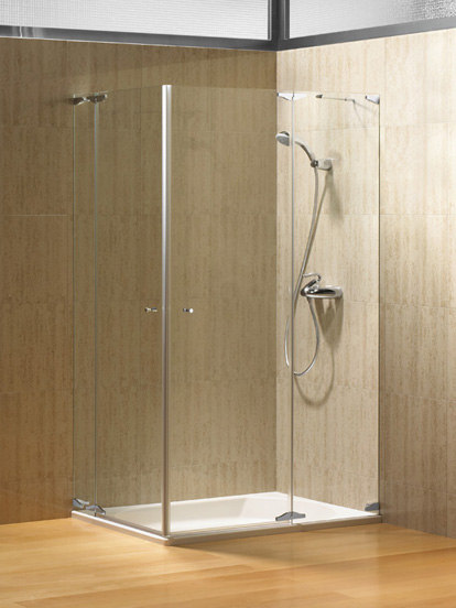 Cabinas De Baño Roca:Walk-In Shower Stall Dimensions