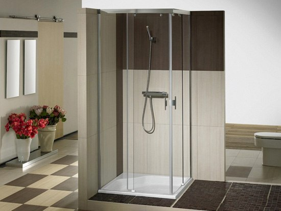 Fusion by ROCA | Shower screens