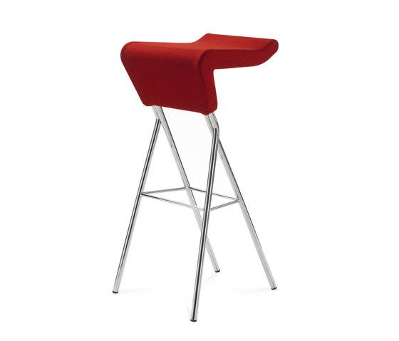 Diva 80 by Johanson | Bar stools