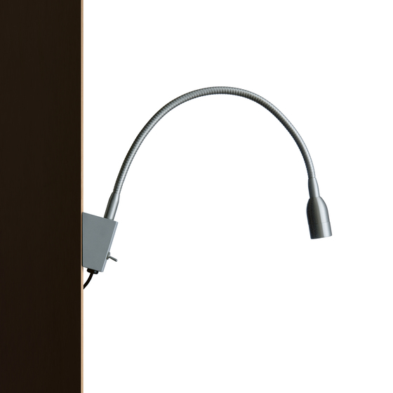 Rosi Flex LED by Moormann | Clip-on lights / Shelf lights