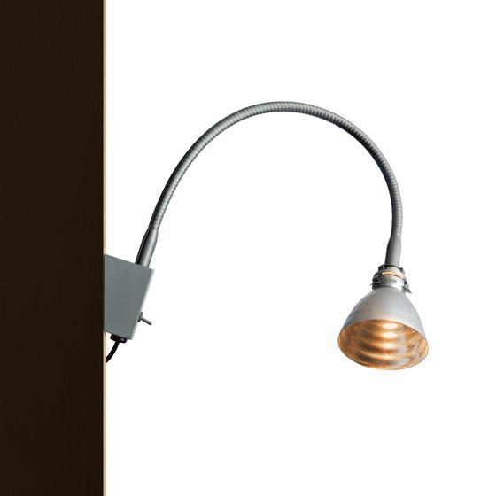 Rosi Halogen Flex Lamp by Moormann | Clip-on lights / Shelf lights