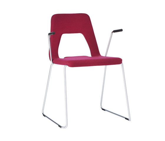 Studio WA by Johanson | Visitors chairs / Side chairs