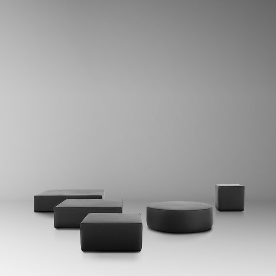 HT205 by HENRYTIMI | Poufs