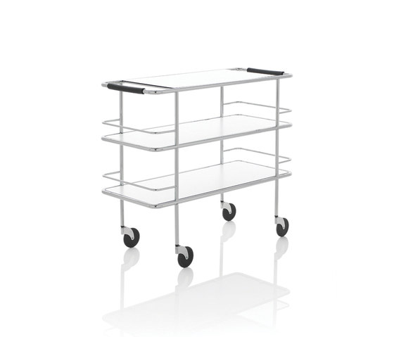 Cargo Trolley by Lammhults | Tea-trolleys / Bar-trolleys