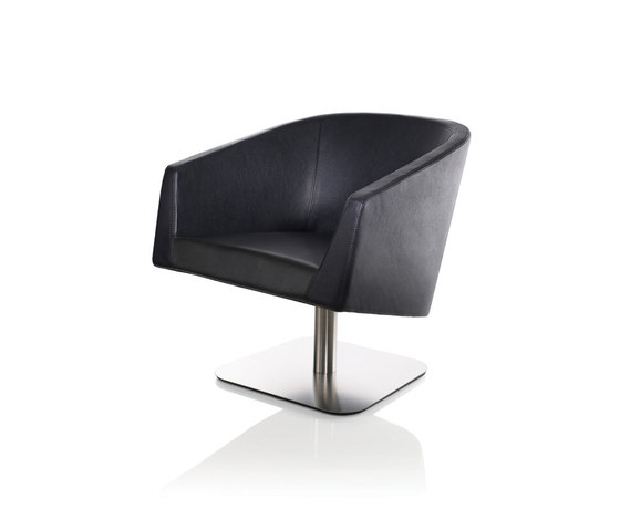 Club Armchair di Lammhults | Poltrone lounge