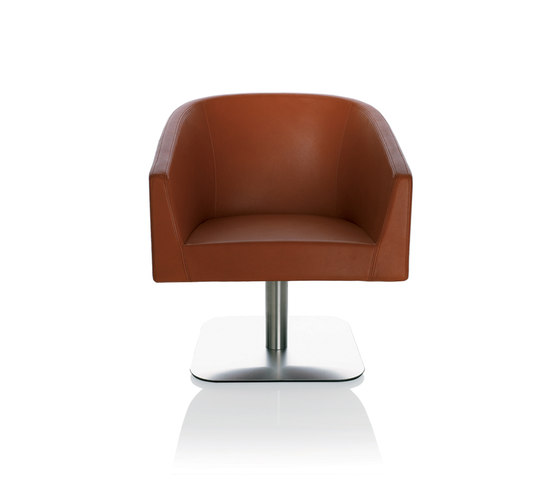Club Armchair de Lammhults | Fauteuils d'attente