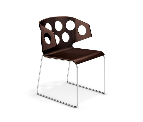 Carma I 3211/00 by Casala | Canteen chairs
