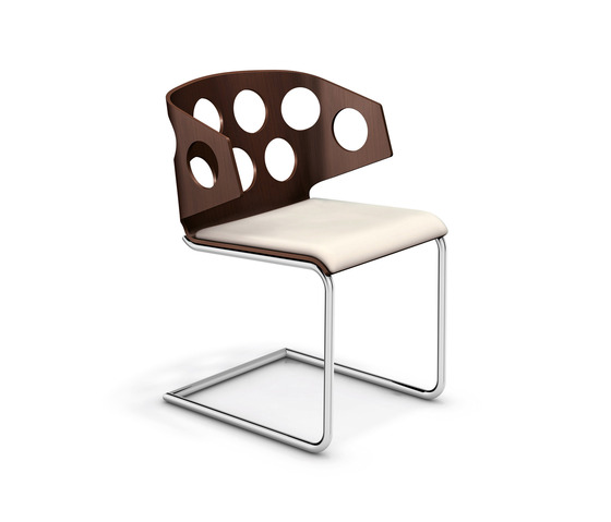 Carma II 2212/00 by Casala | Visitors chairs / Side chairs