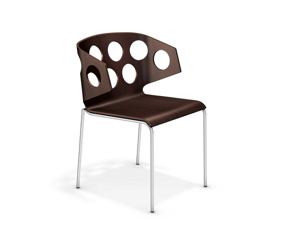 Carma III 3213/00 by Casala | Canteen chairs