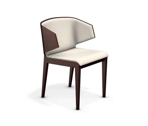 Carma IV 1114/00 by Casala | Visitors chairs / Side chairs