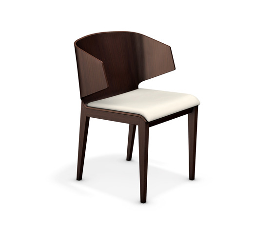 Carma IV 2114/00 by Casala | Visitors chairs / Side chairs