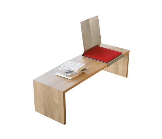 H 31 No One bench de Hansen | Banquettes