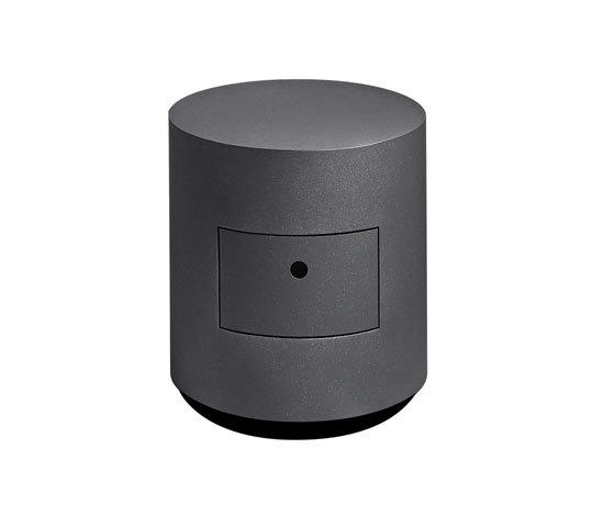 H 124 Cylinder von Hansen | Nachttische