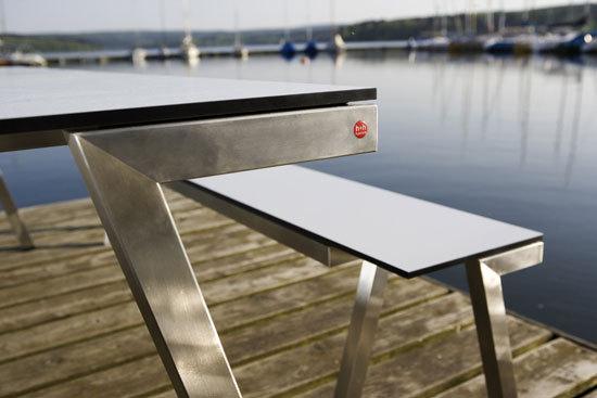 H 841 VA Concept 47 Bench by Hansen | Garden benches