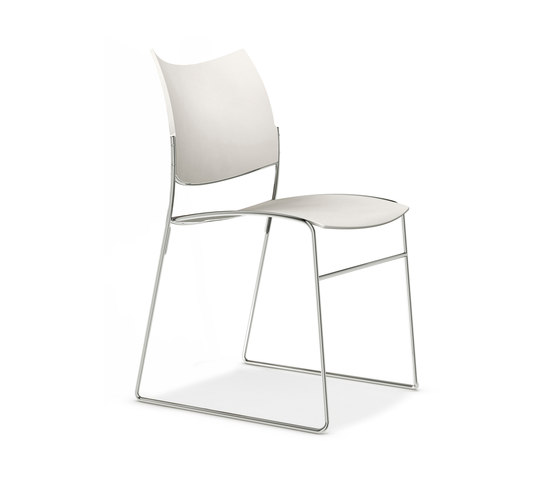 Curvy by Casala | Chairs