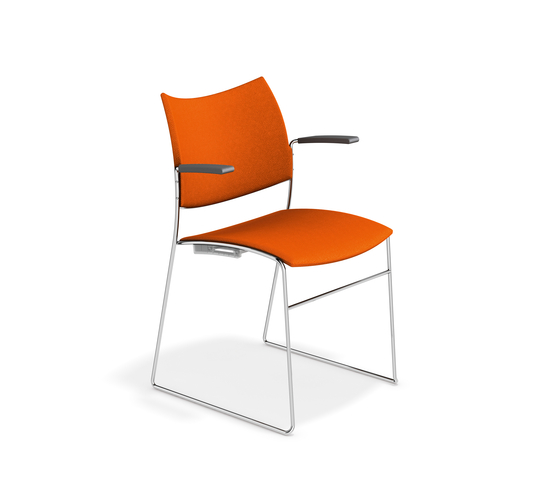 Curvy 2288/10 by Casala | Visitors chairs / Side chairs