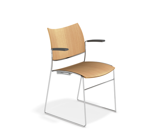 Curvy 3288/10 by Casala | Multipurpose chairs