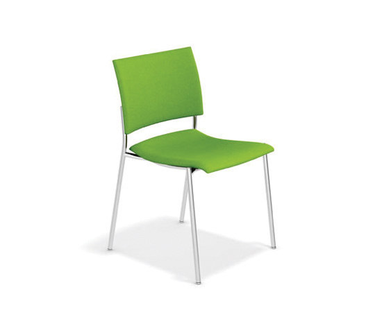 Feniks 2466/00 by Casala | Visitors chairs / Side chairs