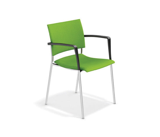 Feniks 2466/10 by Casala | Visitors chairs / Side chairs