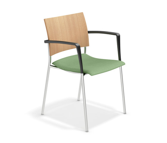 Feniks 3467/10 by Casala   Visitors chairs / Side chairs