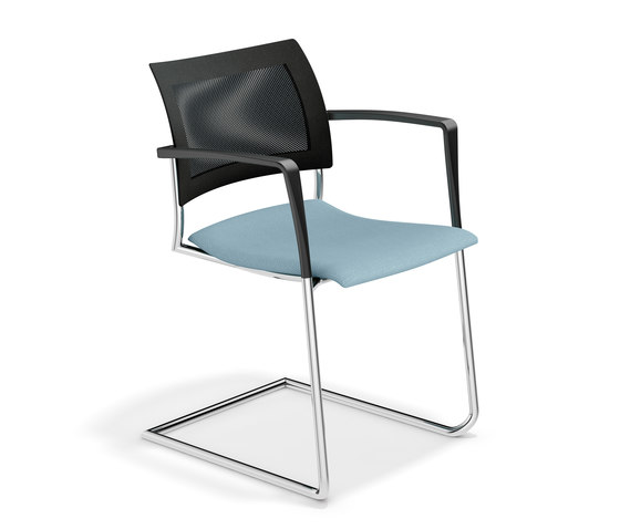 Feniks II 2488/10 by Casala | Visitors chairs / Side chairs