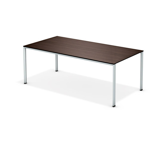 Nexx 6810/20 by Casala | Modular conference table elements