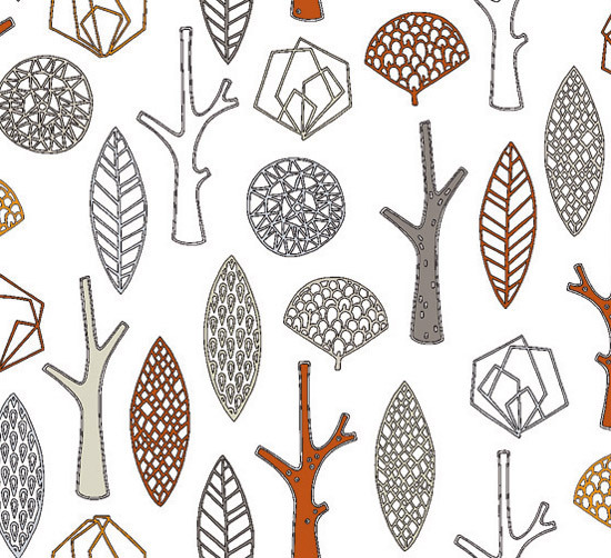 Forest 2300 by Svensson | Curtain fabrics