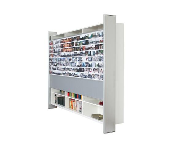 Tafelschrank | Wide Board von schneiderschram | Magnettafeln
