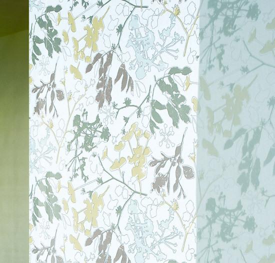 Eden di Svensson | Tessuti per pareti divisorie