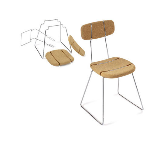 Corky Chair [Prototype] de Antoine Phelouzat Design Studio | Chaises