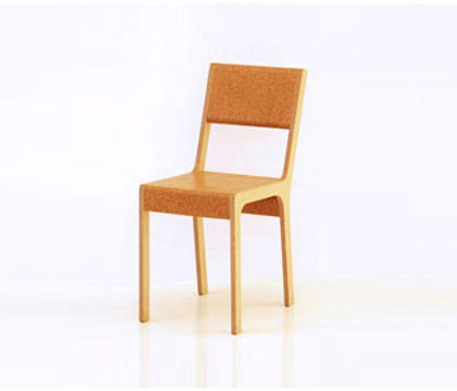 Cork chair by Galerie Kreo | Chairs