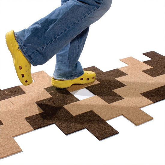 ModuTiles by MIO | Cork flooring