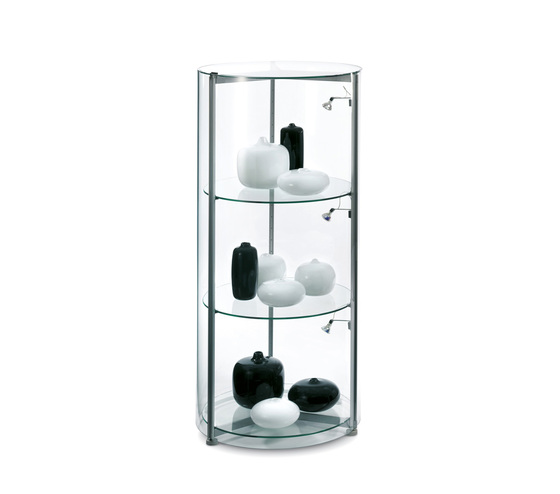 e_serie by team by wellis | Display cabinets