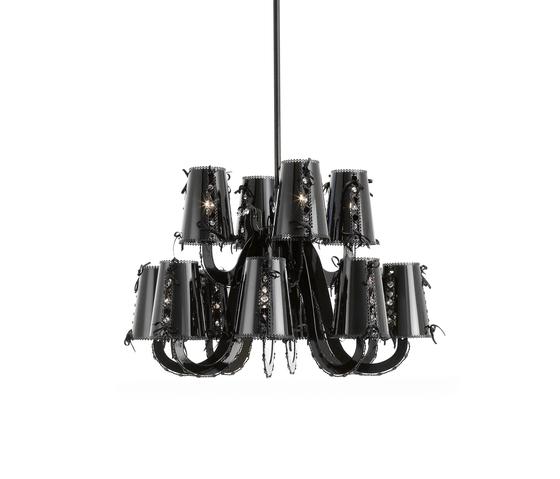 Lola chandelier de Brand van Egmond | Lustres suspendus