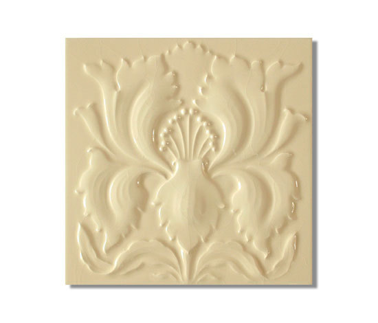 Art Nouveau wall tile F40.46 by Golem GmbH | Wall tiles
